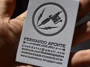 TARJETAS FERNANDO APONTE